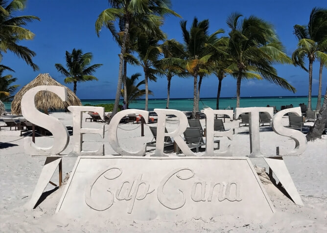 Secrets Cap Cana Sits On One Of The Best Beaches In Dominican Republic